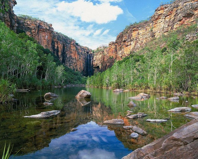 Kakadu national park is one of australia 2019s top attractions